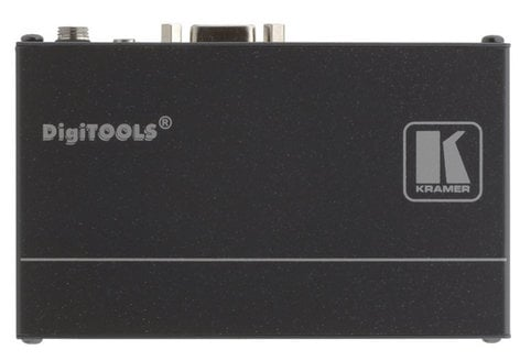 Kramer TP-580R HDMI - Bidirectional RS-232 & IR over HDBaseT Twisted Pair Receiver TP-580R