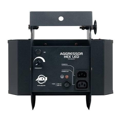 ADJ Aggressor HEX LED 6 in 1 2 x12W HEX LED Fixture AGGRESSOR-HEX-LED