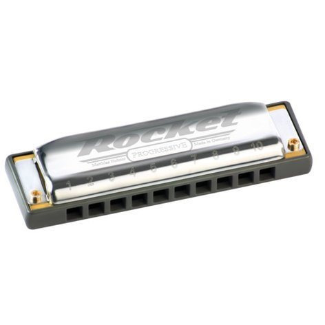 Hohner The Rocket Diatonic Harmonica M2013BX