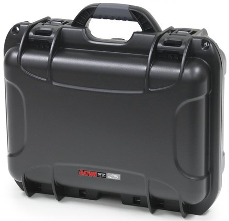 "Gator Cases GU-1309-06-WPNF  13.8"" x 9.3"" x 6.2"" Waterproof Case without Interior Foam GU-1309-06-WPNF"