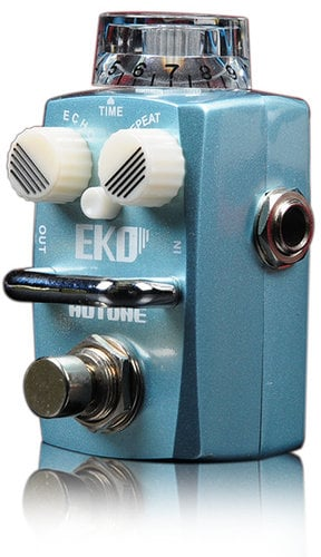 Hotone Nano Eko Skyline Series Analog Delay Pedal SKYLINE-EKO