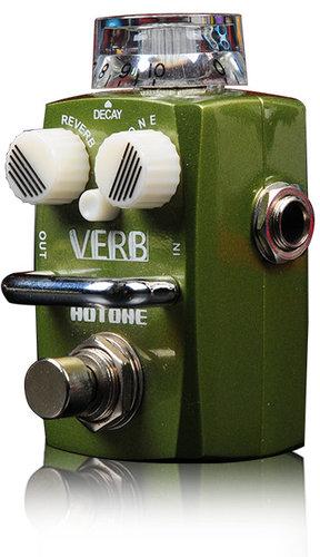 Hotone Nano Verb Skyline Series Reverb Pedal SKYLINE-VERB
