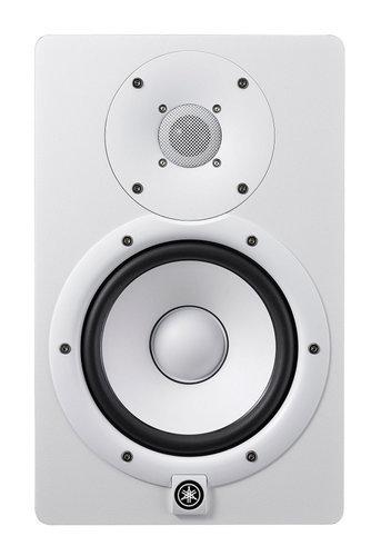 "Yamaha HS8W 8"" Bi-amped Nearlfied Studio Monitor in White HS8W"