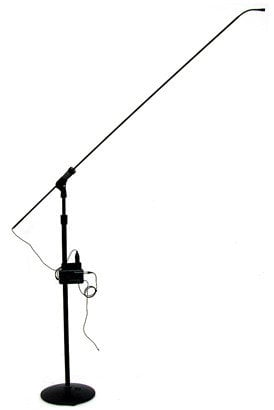 """Ace Backstage Co. CSM-40MLW 40"""" Wiireless Choir Stick Microphone with 90º Audio-Technica MicroLine Element CSM-40MLW"""