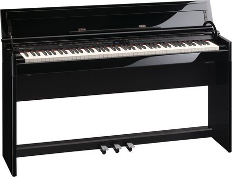 Roland DP90-Se Digital Piano in Ebony with Bench DP90SE-PE