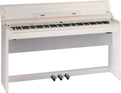 Roland DP90SE-PW DP90-Se Digital Piano in White with Bench DP90SE-PW