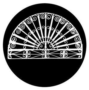 Rosco Laboratories 81170 Fan Grill Gobo 81170