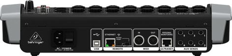 Behringer X18-BEHRINGER X AIR X18 18-Channel 12-Bus Digital Mixer for iPad and Android Tablets X18-BEHRINGER