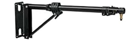 Manfrotto Black Short Wall Boom , Variable 30.75'' to 48'' 098SHB