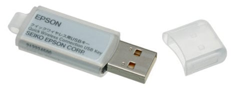 Epson V12H005M09  Quick Wireless Connection USB Key (ELPAP09) V12H005M09