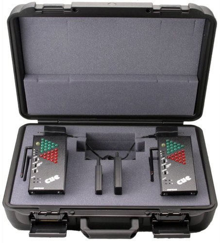 DSan DSA-PCUE-PK Wireless Cue Light Prompter Kit with Case DSA-PCUE-PK