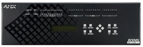 AMX FG1905-16 DVX-3155HD-SP 2x25W 8 Ohm 10x4 All-In-One Presentation Switcher FG1905-16