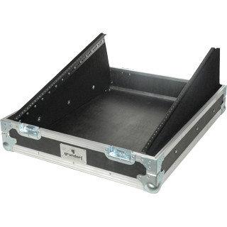 Grundorf Corp T8-TLC-14-R  14RU Top Load Slant Rack Case T8-TLC-14-R