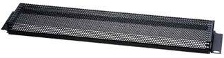Chief Manufacturing SEC-3 Perforated Steel Security Cover, 3 RU SEC-3