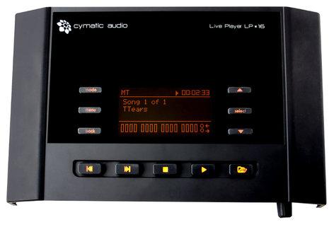 Cymatic LP-16  Live Player 16 Track Desktop LP-16