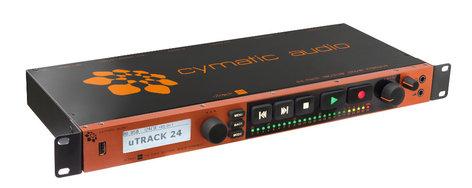 Cymatic uTrack24 24 Track Recorder UTRACK-24