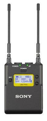 Sony URX-P03/42 UWP-D Series Portable Wireless Receiver in Channel 42 URX-P03/42
