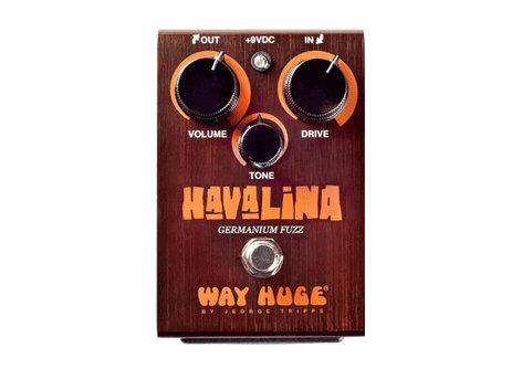 Way Huge Havalina Germanium Fuzz Pedal WHE403