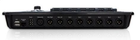 QSC TouchMix-16 16-Channel Compact Digital Mixer with Touchscreen TOUCHMIX-16