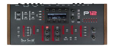 Dave Smith Instruments Prophet 12 Module 12-Voice Hybrid Synthesizer PROPHET-12-MODULE