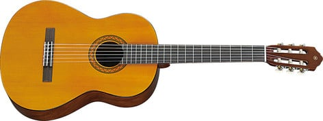 Yamaha CGS104AII Gloss Finish CGS Series Classical Acoustic Guitar CGS104AII