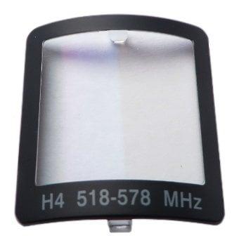 Shure 65A8676 Shure Transmitter LCD Lens 65A8676