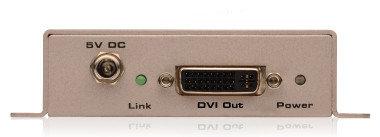 Gefen Inc DVI ELR Lite DVI Extender via Cat5 EXT-DVI-1CAT5-SR