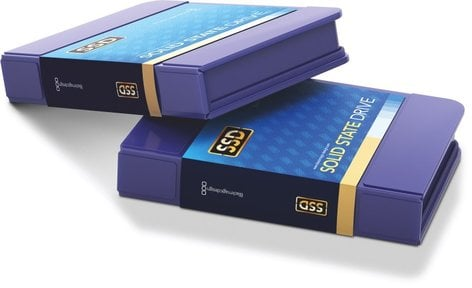 Blackmagic Design BMD-HYPERD/XC10  10 Pack of Blackmagic SSD Cases BMD-HYPERD/XC10