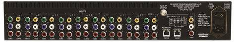 Blonder-Tongue HDE-8C-QAM  MPEG-2 HD Encoder 8 Component QAM HDE-8C-QAM