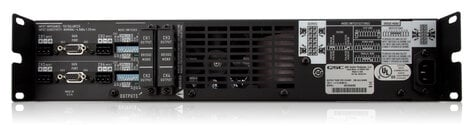 QSC CX204V 4 Channel 200W Power Amplifier with 70V Output CX204V