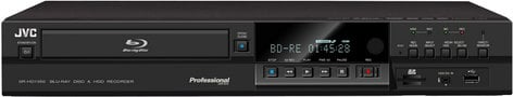 JVC SR-HD1350US Blue-Ray & HDD Recording Combo Deck SRHD1350US
