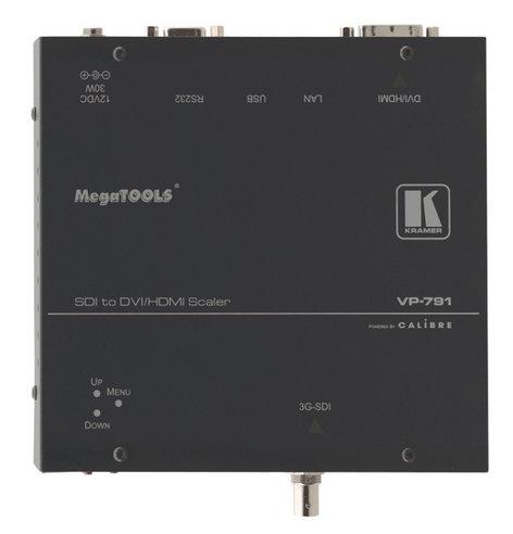 Kramer VP-791 3G HD-SDI to DVI/HDMI Digital HQV Scaler VP791