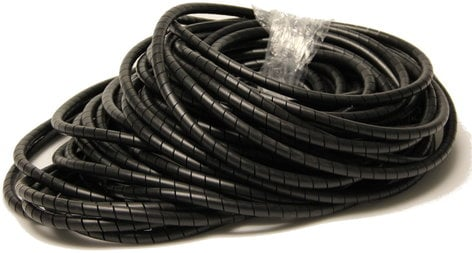 "TecNec SPB75-100 100 ft of 3/4"" Black Spiral Wrap SPB75-100"