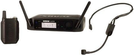 Shure GLXD14/PGA31 Headworn Wireless System with PGA31 Headset Microphone GLXD14/PGA31