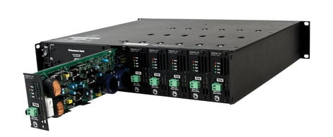 Atlas Sound F6-MF Multi-Impedance Modular Power Amplifier F6-MF