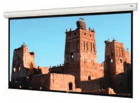 Da-Lite 70279  Large Cosmopolitan Electrol Screen, 16:10 Wide, 189 in. Diameter, 100 x160, NPA 70279