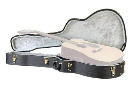 Guardian Cases CG-018-D Hardshell Case for Dreadnought Acoustic Guitar CG-018-D