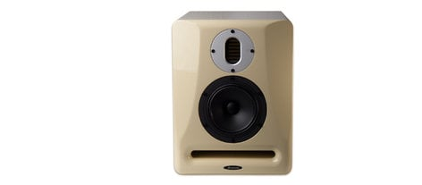 Avantone Abbey 400W 3-Way Studio Monitor in Creme ABBEY-3-WAY-MONO