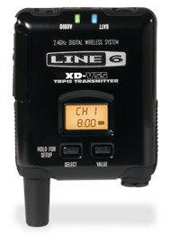Line 6 V55-BP 12-Ch 2.4GHz Digital Bodypack Transmitter V55-BP