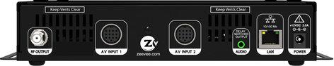 ZeeVee ZvPRO 620 2 Channel Component VGA In - QAM Out Encoder/Modulator ZVPRO620-NA