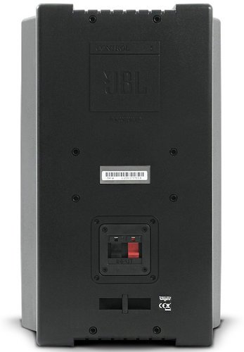 JBL Control 5 Two-Way Compact Control Monitor Loudspeaker System, Black CONTROL-5