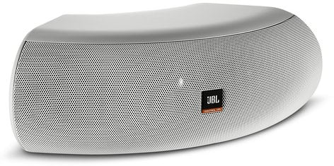 JBL CONTROL-CRV-WHITE Control CRV 75W Indoor/Outdoor Speaker in White CONTROL-CRV-WHITE
