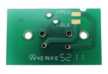 Telex F.01U.109.169 Battery Contact PCB for TR800 F.01U.109.169