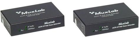 MuxLab MUX-500112 LongReach CCTV IP PoE Extender Kit MUX-500112