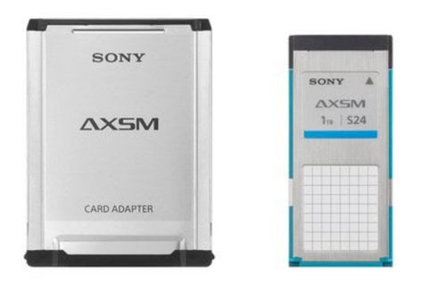 Sony AXS-A1TS24  1TB A-Series AXS Memory Card for AXS-R5 RAW Recording System AXS-A1TS24