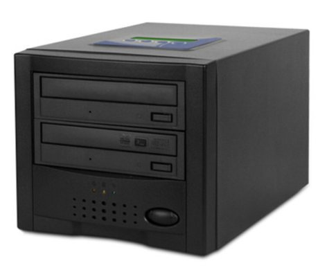 EZ Dupe GS01DVDB Gold Series 1 Copy DVD/CD 24x Duplicator GS01DVDB