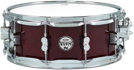 "Pacific Drums PDCM5514SS 5.5"" x 14"" Concept Series 10 Ply Maple Snare Drum PDCM5514SS"