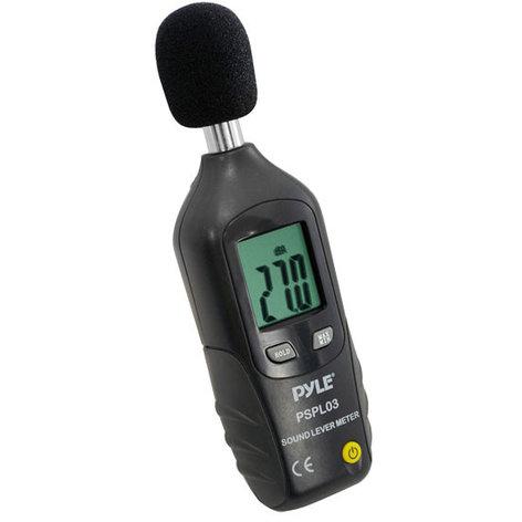 Pyle Pro PSPL03  Miniature SPL Meter PSPL03