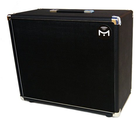 "Mission Engineering Inc GEMINI-1-BT 1x12"" 110W Full Range Flat Response Powered Electric Guitar Speaker Cabinet with Bluetooth GEMINI-1-BT"