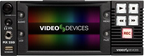 Video Devices PIX 250i Network-Connected Video Deck PIX250I
